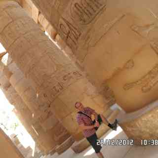 Люксор, храм Карнака