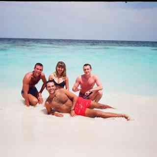Мальдивы, остров Бандос