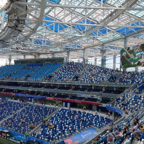 стадион Нижний Новгород, Россия