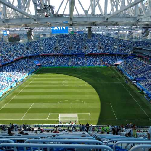 Стадион Нижний Новгород, Russia