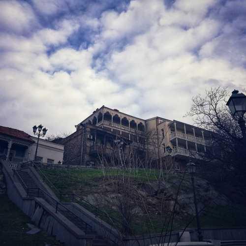 #Тбилиси #окраина