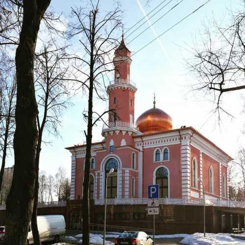 Минск (Мечеть)