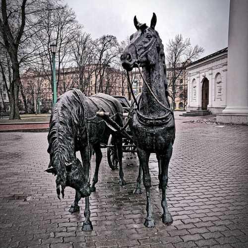 Минск (около Ратуши)