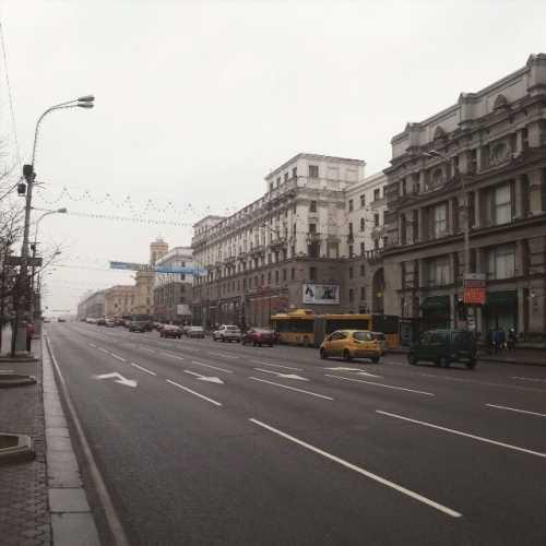 Минск (проспект Независисимости)