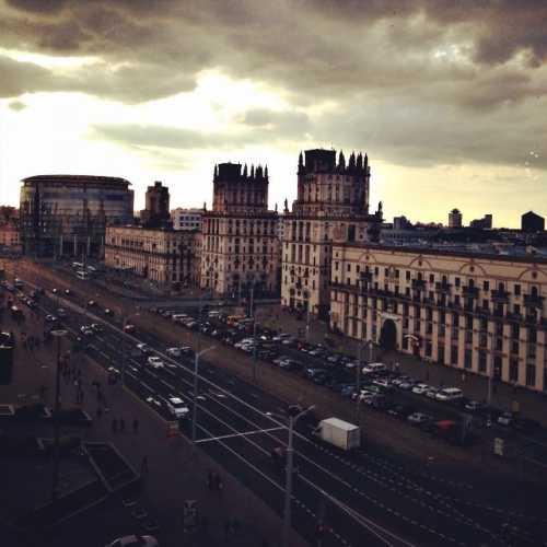 Минск (Ворота города)