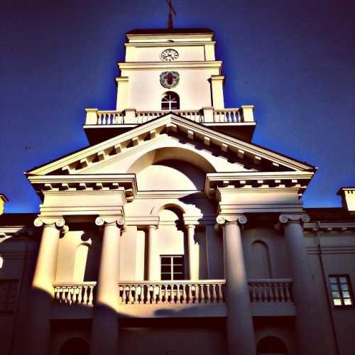 Минск (Ратуша)