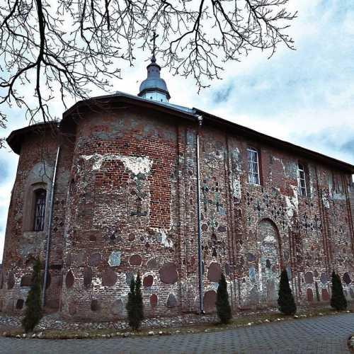 Гродненская область (Калужская церковь, XII в)