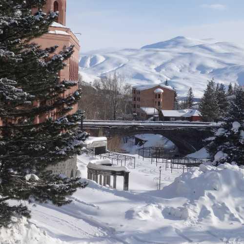 Jermuk, Armenia