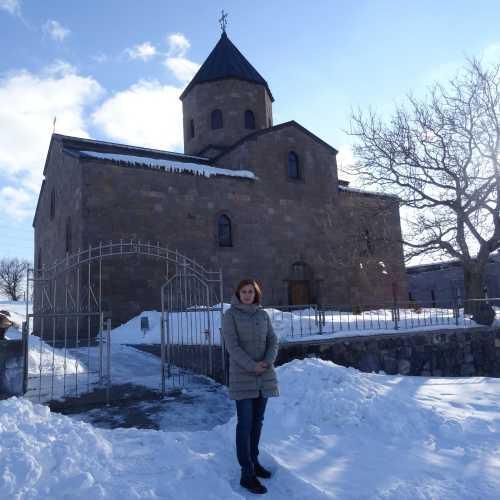 Монастырь Арказа Сурб Хач, Armenia