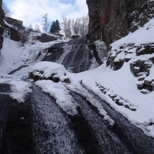 Джермукский водопад, Armenia