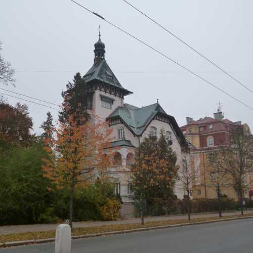 Марианске-Лазне, Чехия