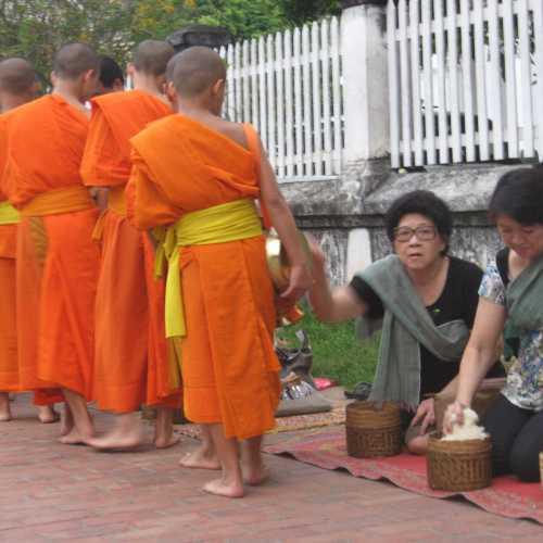 Luang Prabang , Laos