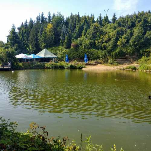 Arboretum Sofiyivka, Ukraine