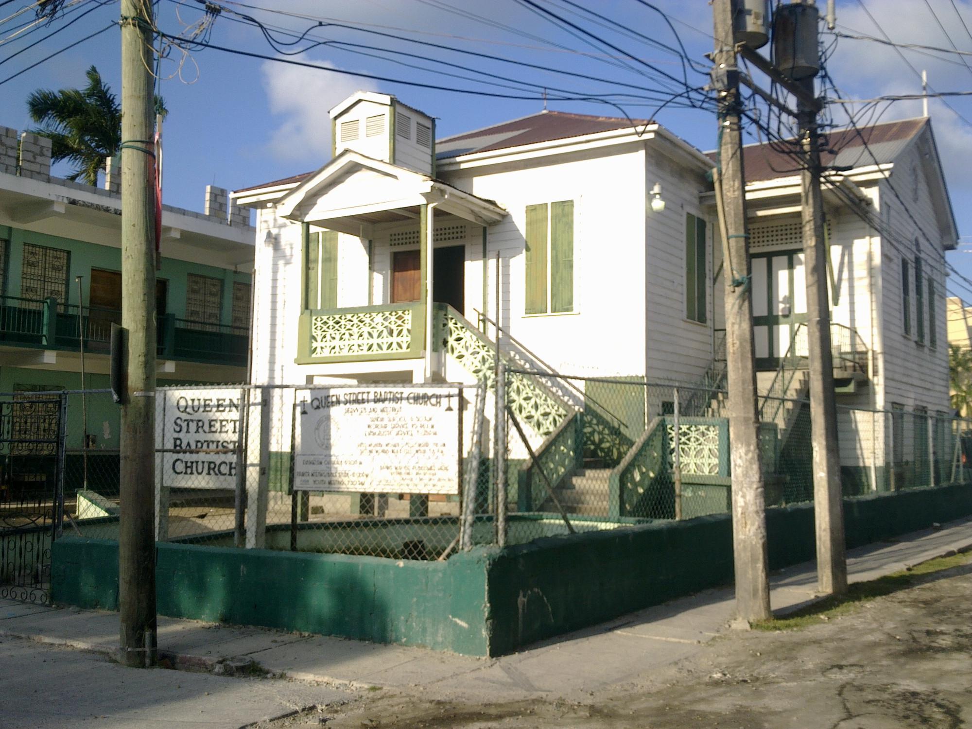 Queen Street Babtist Church (Belize City)
