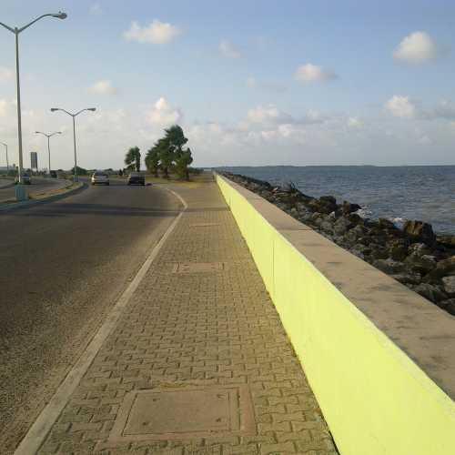 seafront (Belize City)