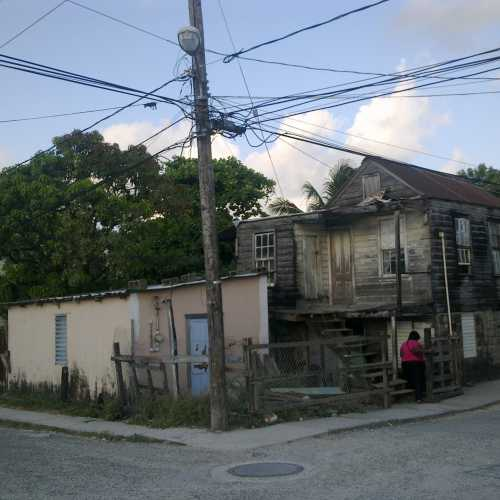 intersection of King street and canal (Belize City)