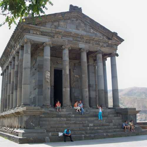Temple of Garni (Armenia)