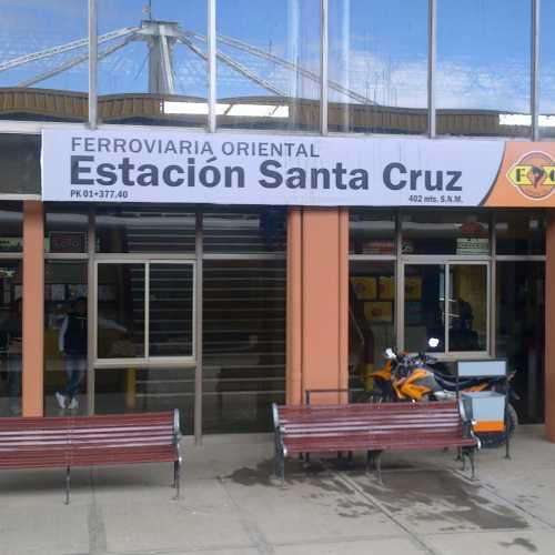 Santa Cruz Terminal (Bolivia)