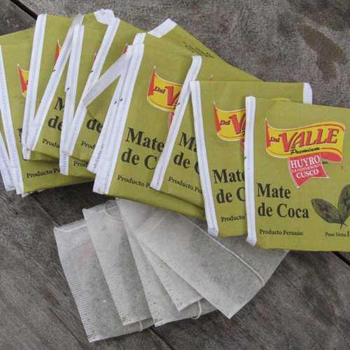 чай из листьев коки в Боливии вполне легален