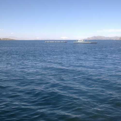 Lake Titicaca (Copacabana, Bolivia)