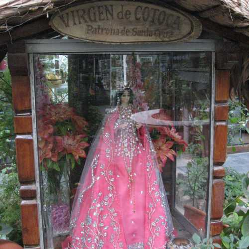 Virgen do Cotoca — Patrona de Santa Cruz (Bolivia)