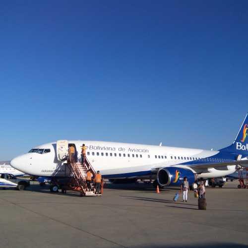 Airport (Cochabamba, Bolivia)