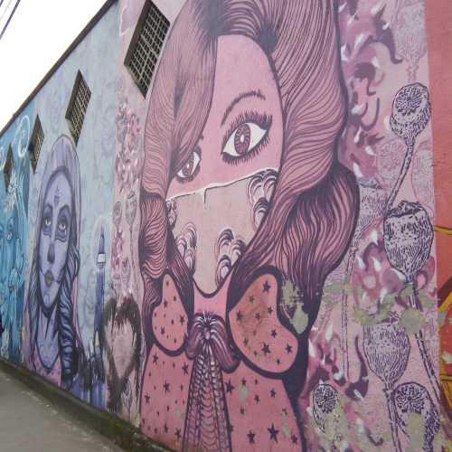 Street Art in Santos