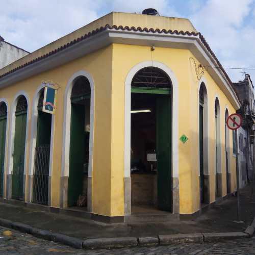 «Rei de Café» (Santos, Brazil)<br/>  <br/> One of the best place in Santos for purchase coffee<br/> <br/> Address: <br/> Rua Gonçalves Dias, 34/36 — Centro, Santos — SP, 11010-160<br/>