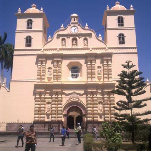 Catedral Tegucigalpa, Honduras