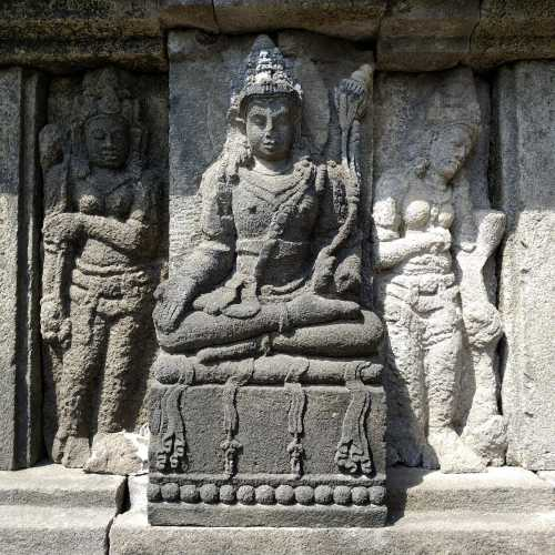Prambanan or Rara Jonggrang is an 8th-century Hindu temple compound in Special Region of Yogyakarta, Indonesia.