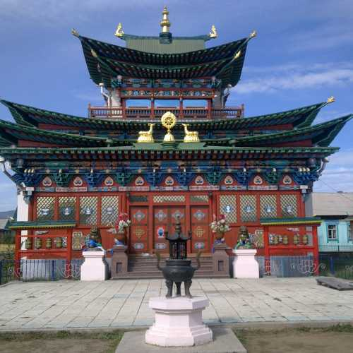 Ivolginsky Datsan (Rebublic Buryatia)
