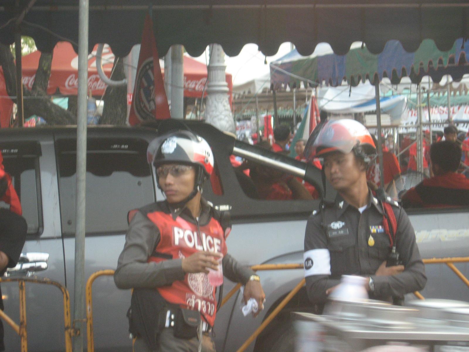 Hot Bangkok (28 March 2010)