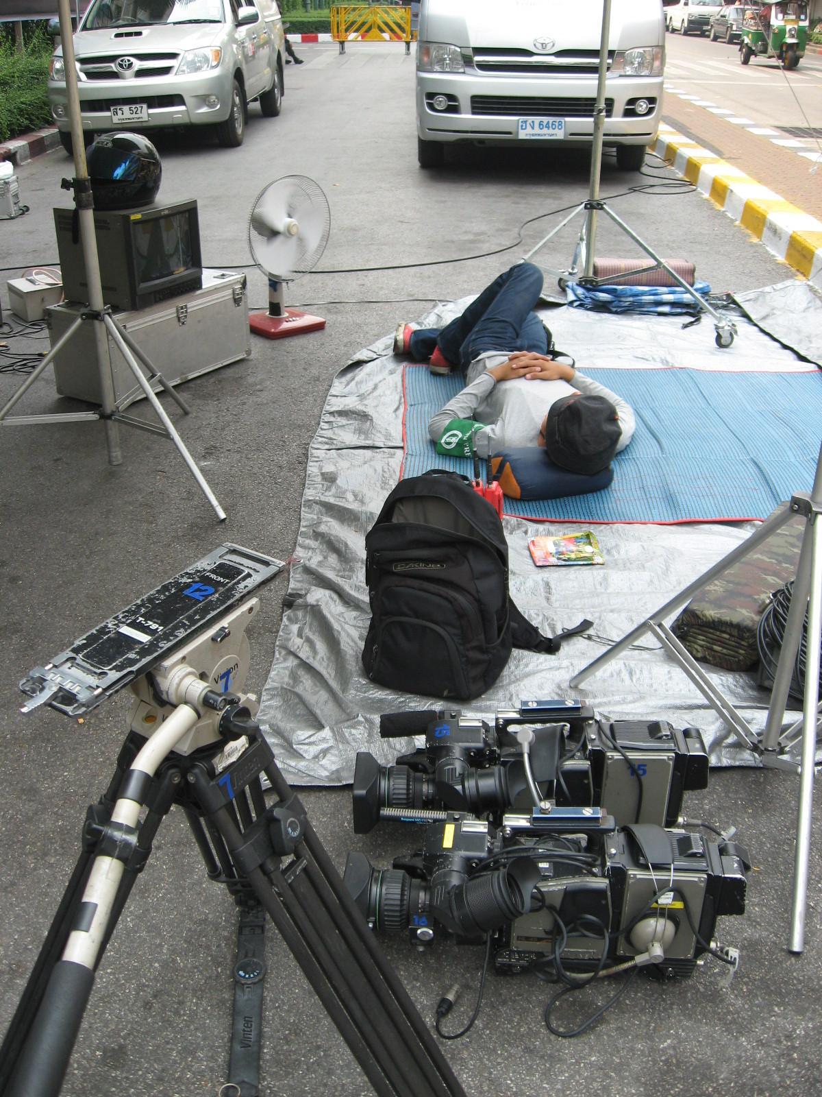 Hot Bangkok (29 March 2010)