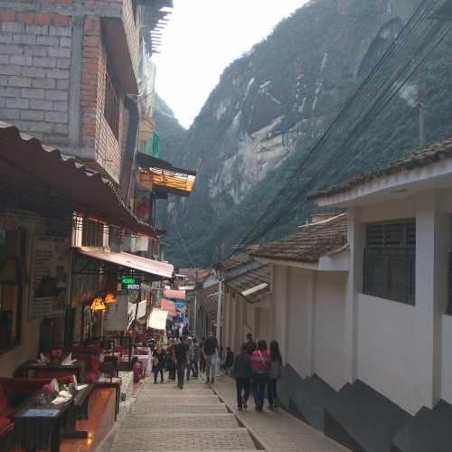 Aguas Calientes (Machu Picchu Pueblo), Peru