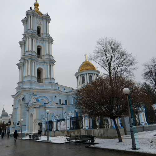 Спасо-Преображенський собор (Суми, Україна)