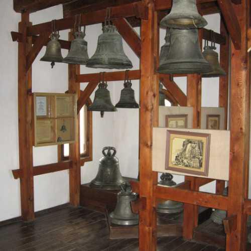 Музей колоколов в Замке Любарта (Луцк, Украина)