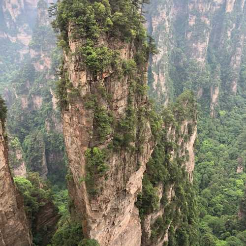 Национальный парк Чжандзядзе, China