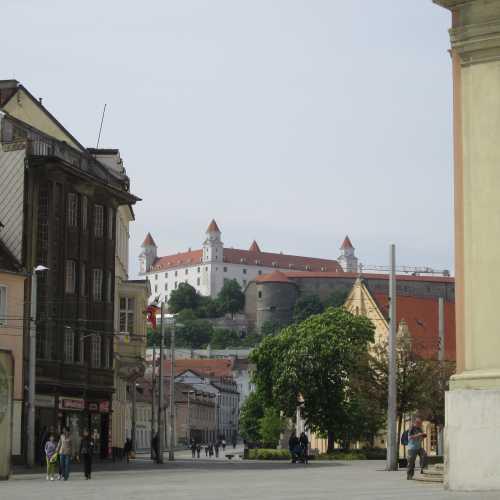 Братислава. Замок