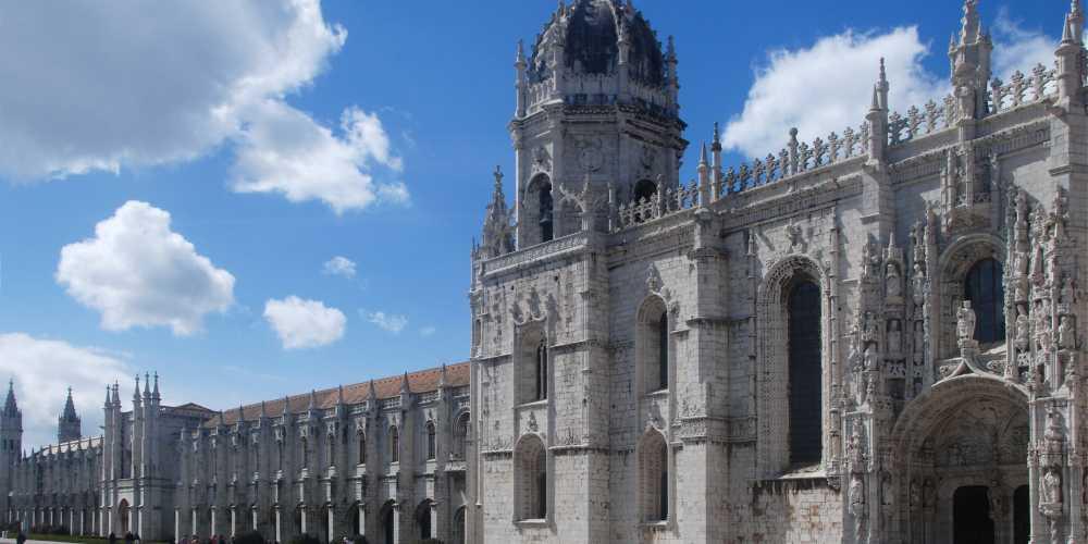Лиссабон, монастырь Жеронимуш