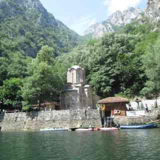 Церковь Апостола Андрея Первозванного XIV век