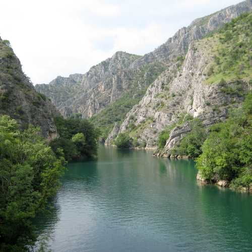 Canyon Matka, Macedonia