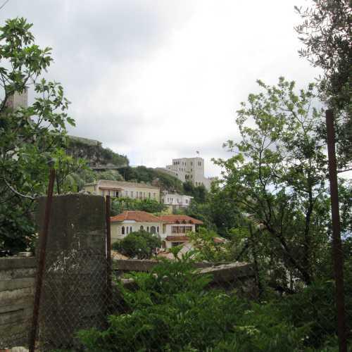 Крепость Скандерберга в Круе, Albania