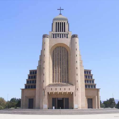 Храм-памятник  де-Сан- Агустин, Chile
