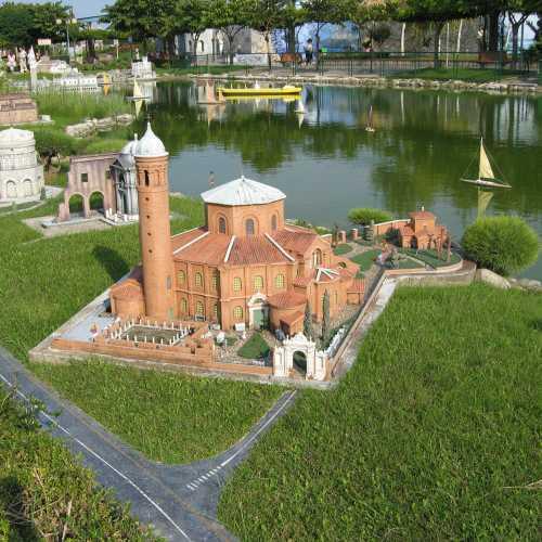 Музей Мини Италия в Римини, Italy