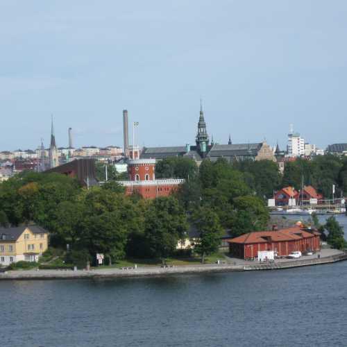 Музей корабля Васа, Швеция