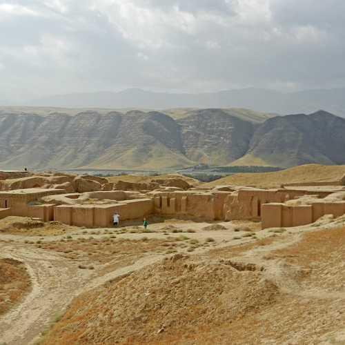 Древний город Ниса, Turkmenistan
