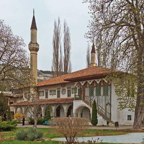 Ханский дворец в Бахчисарае, Crimea