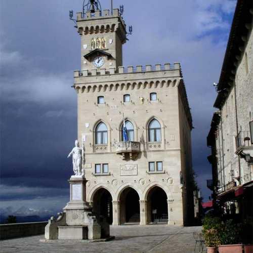 Городская ратуша Сан-Марино, San Marino