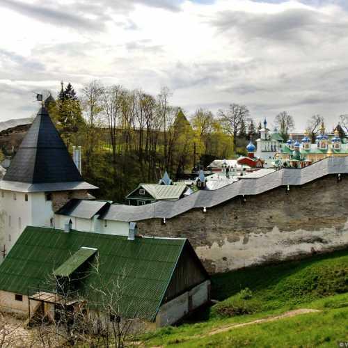 Pskov-Caves Monastery, Russia