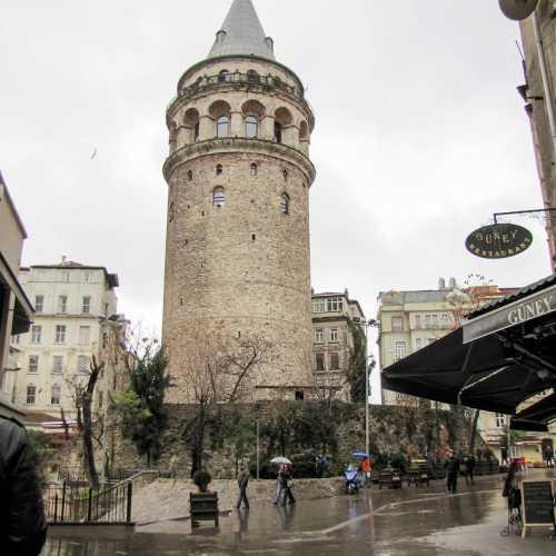 Галатская башня, Турция